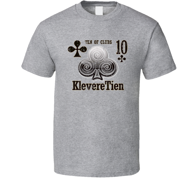 Kleveretien Belgian Beer Ale Lover Cool Worn Look T Shirt