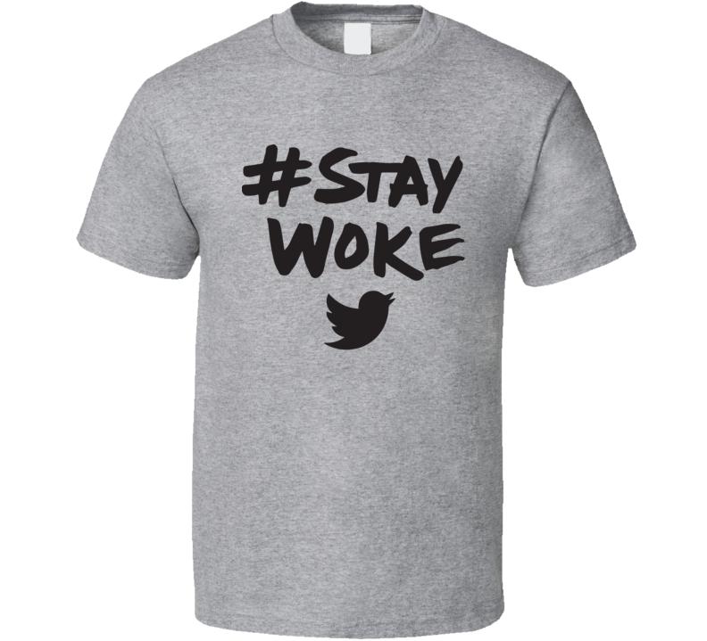 # Stay Woke Twitter Cofounder Jack Dorsey T Shirt