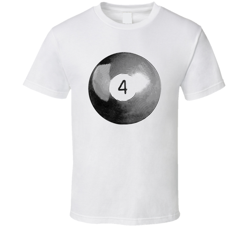 Pool Billiards Player Ball 4 Ripple Cool Gift T Shirt