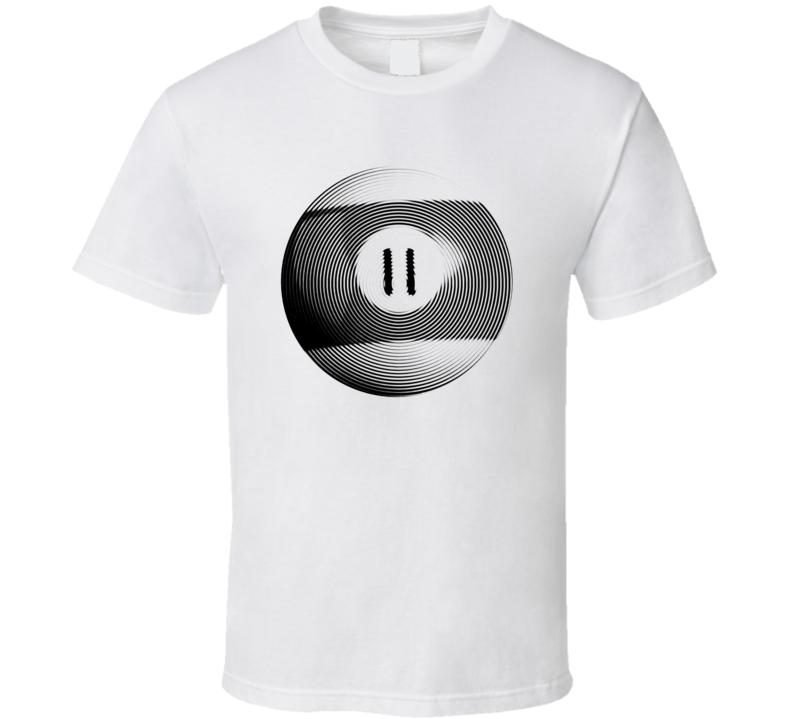 Pool Billiards Player Ball 11 Ripple Cool Gift T Shirt