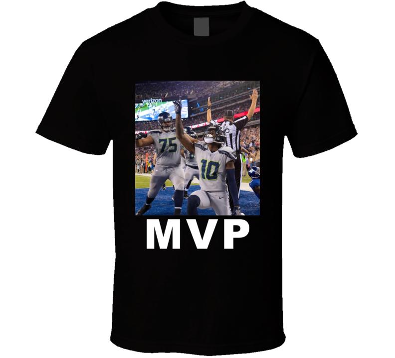Paul Richardson MVP Seattle Football Fan Gift T Shirt