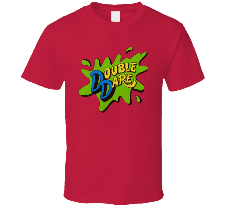 Double Dare Logo Costume Gift T Shirt