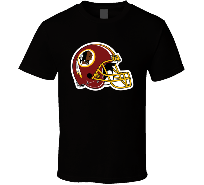 Team Redskins Washington Football Sports Fan Gift T Shirt