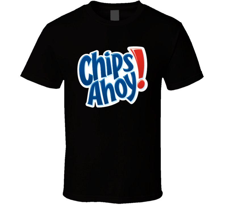 Chips Ahoy Best Cereal Candy Walmart Gift T Shirt