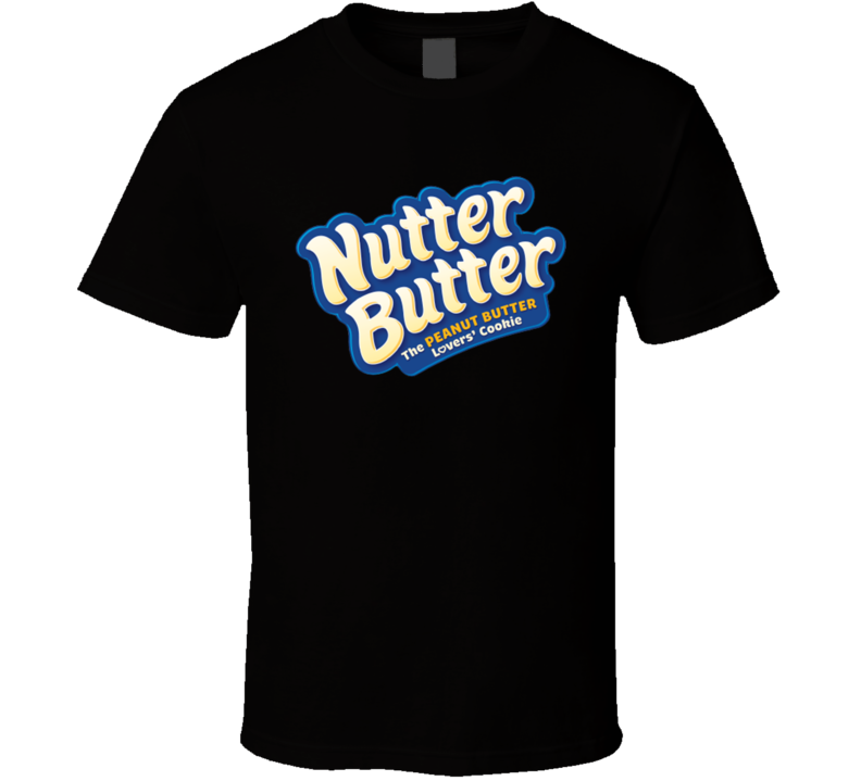 Nutter Butter Best Cereal Candy Walmart Gift T Shirt