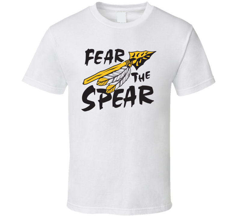 Fear The Spear Florida Football Independence Bowl Gift T Shirt