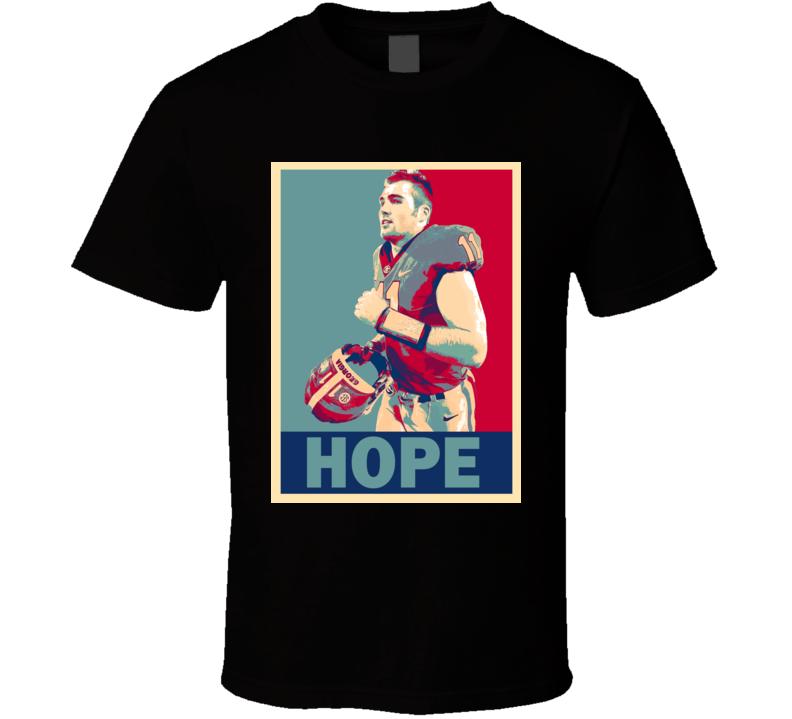 Jake Fromm Hope Gorgia Football Fan Gift T Shirt