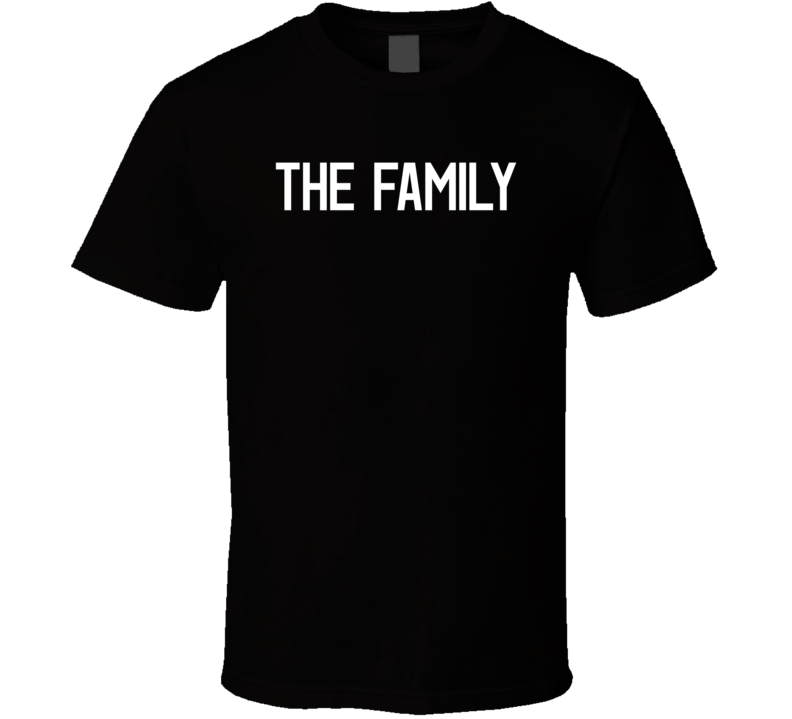 The Family 2019 Netlfix Tv Show Fan T Shirt