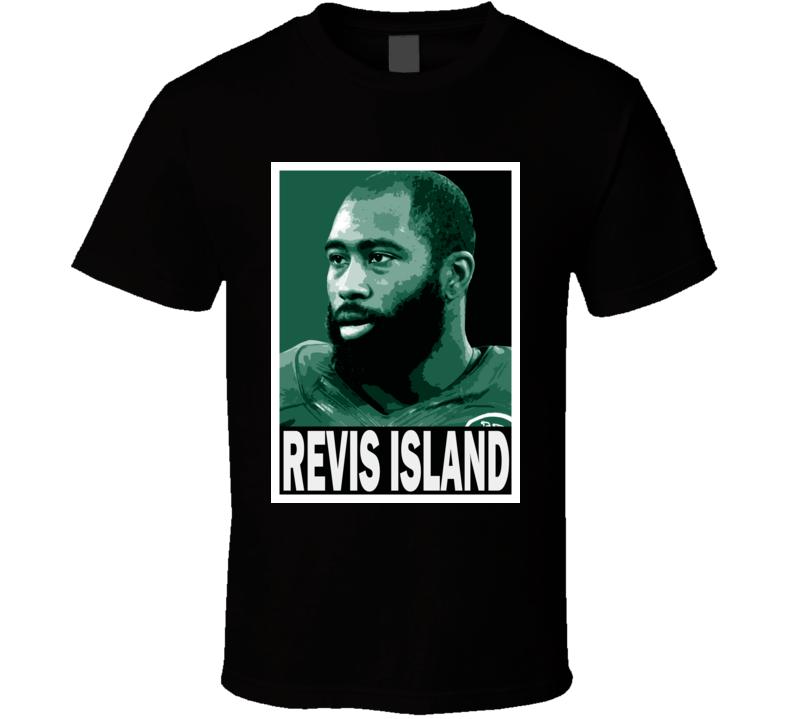 Darrelle Revis Revis Islnd Best Nicknames In Sports New York Football Fan Hope T Shirt