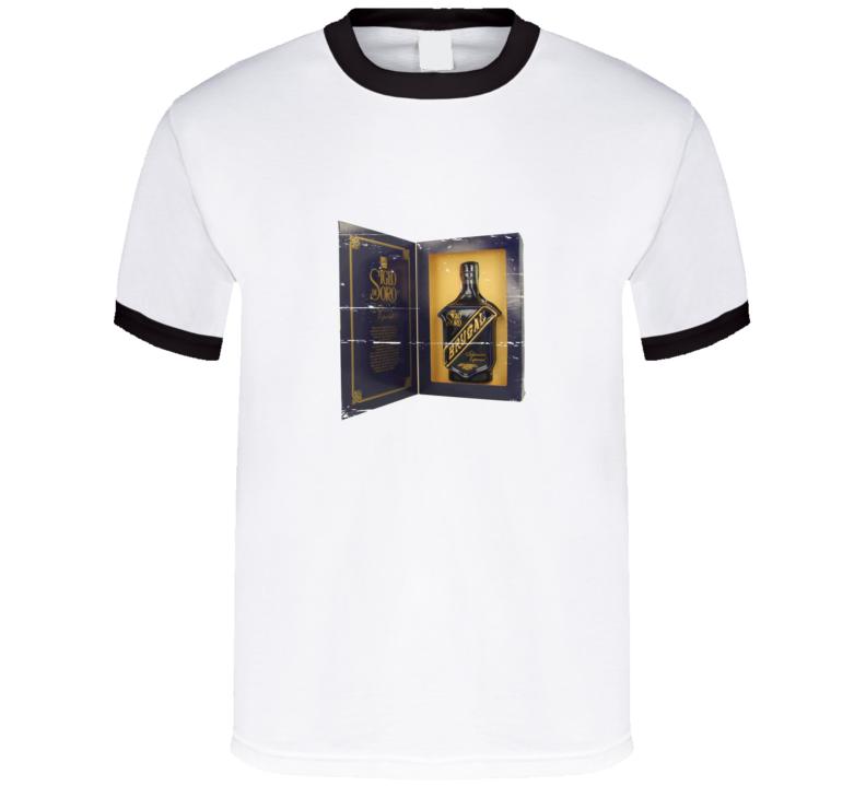 Dominican Republic Brugal Ron Siglo de Oro Rum Grunge T shirt
