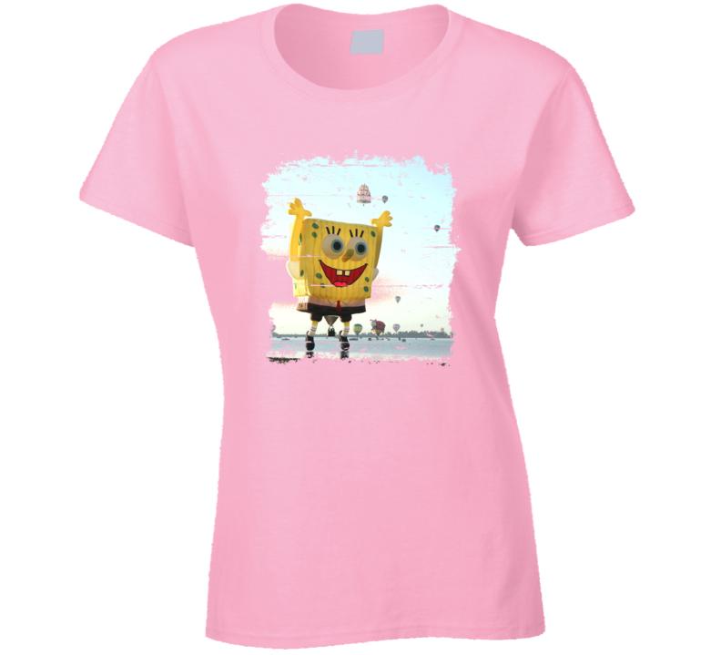 Spongebob Square Pants Cool grunge T shirt