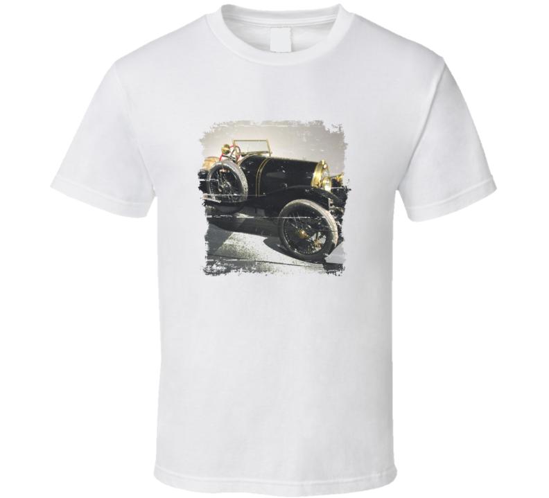Legendary Bugatti grunge look T sirt