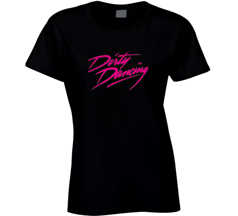 Dirty Dancing Top Movies Of The 80s Cool Grunge Look T shirt