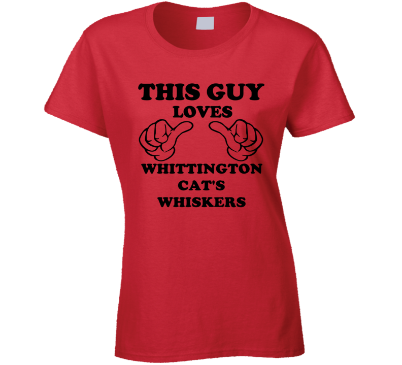 Whittington Cat'S Whiskers Beer Funny T Shirt