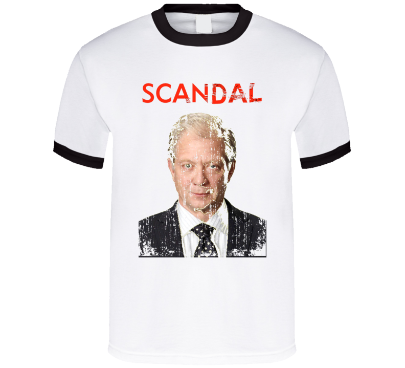 Jeff Perry Scandal TV Show Series Cool Grunge Look T shirt