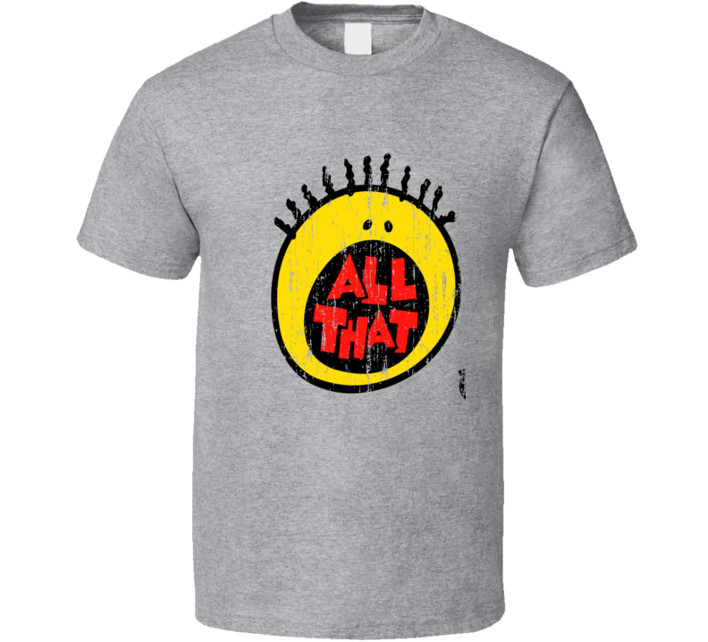 Sunshine T Shirts All That Best 90S Kids Tv Shows Cool Grunge Look T Shirt
