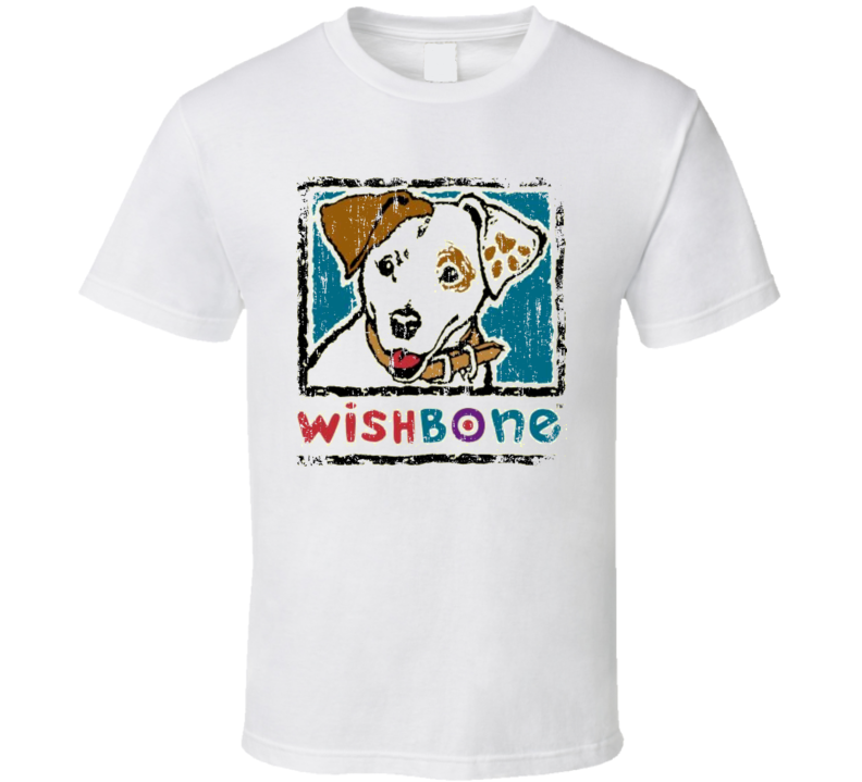 Wishbone Best 90S Kids Tv Shows Cool Grunge Look T Shirt