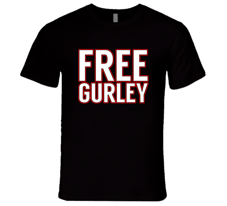 Todd Gurley's Free Gurley T Shirt