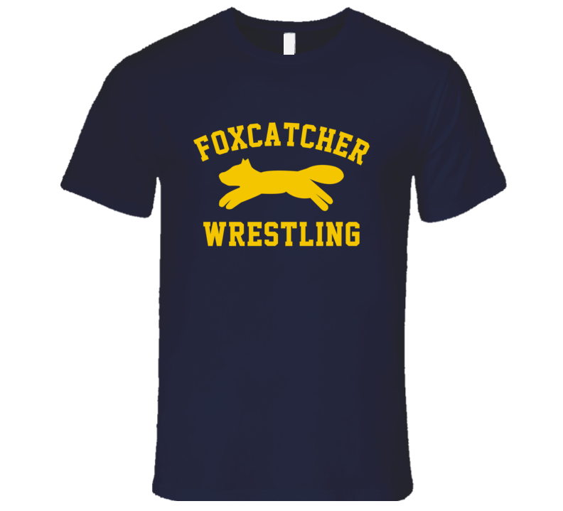 Foxcatcher Wrestling Steve Carrel Channing Tatum T Shirt