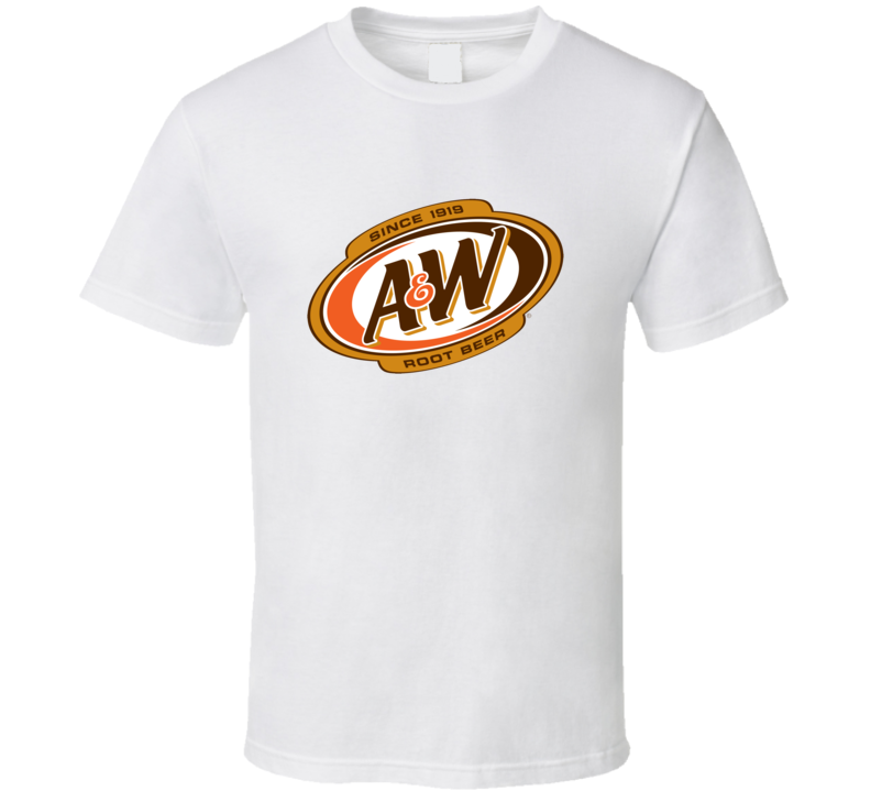 A&W Root Beer, A and W mug beer T Shirt