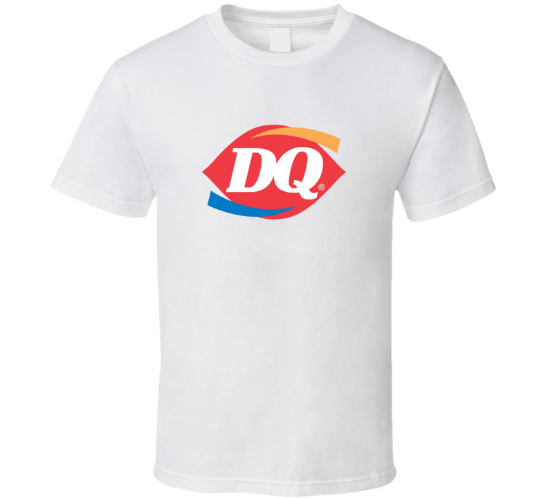 Dairy Queen Ice Cream T Shirt