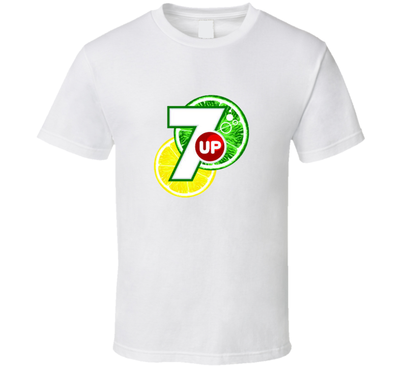 7 up Lemon and Lime T Shirt
