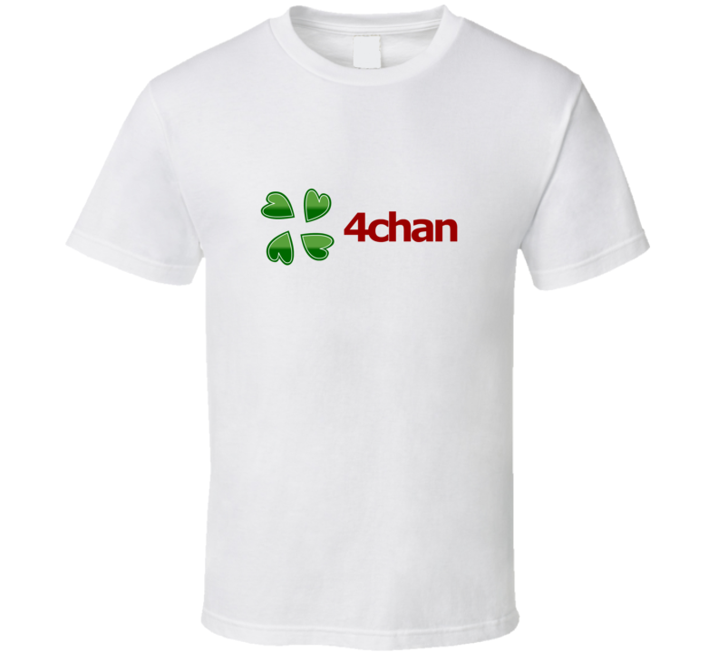 4Chan logo T Shirt