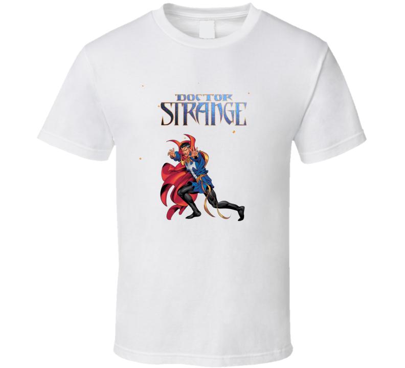 Doctor Strange Marvel T Shirt