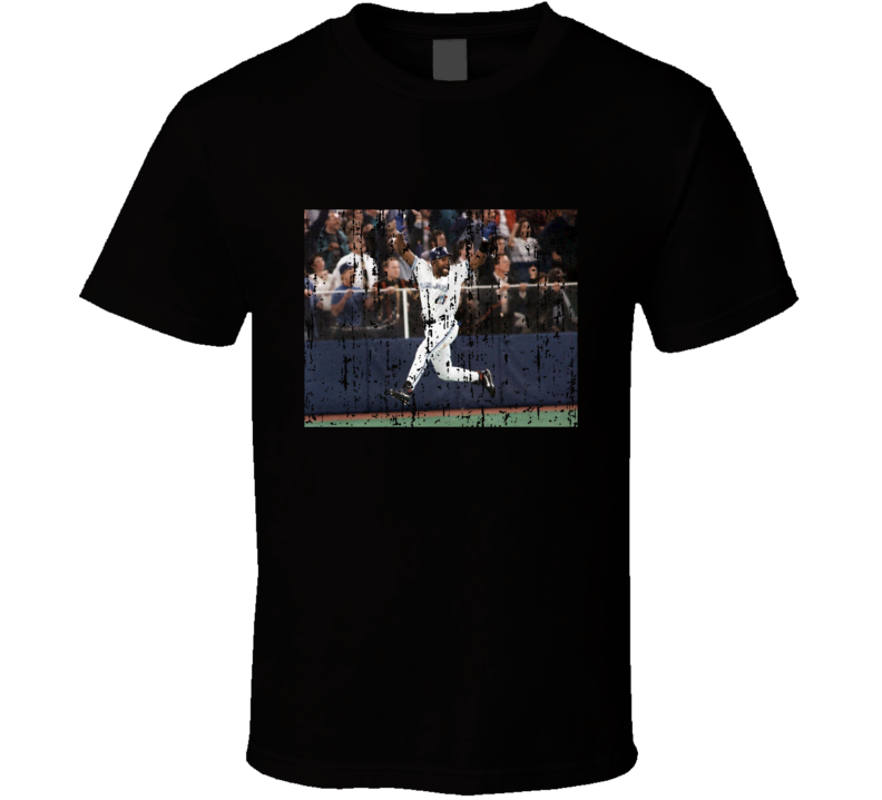 Joe Carter's Walk-Off World Series Home Run Distressed T Shirt