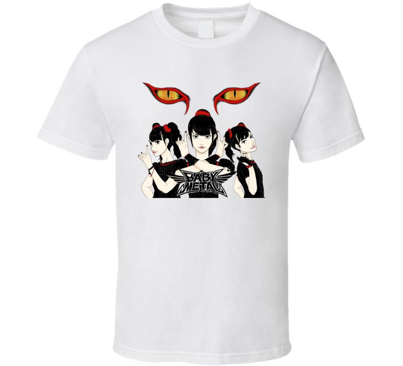 Baby Metal T Shirt
