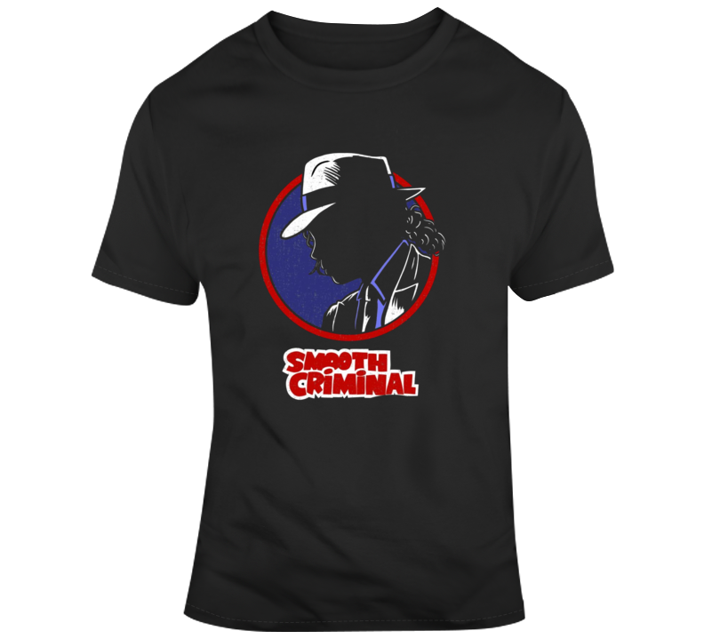 Cool Smooth Criminal T Shirt