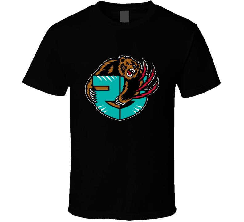 Vancouver Retro Grizzlies T Shirt