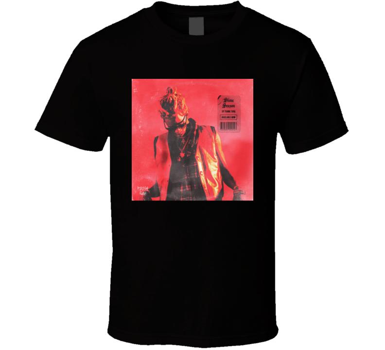 Slime Season Album Cover Young Thug Rapper Hip Hop Music Fan Album Cover T Shirt