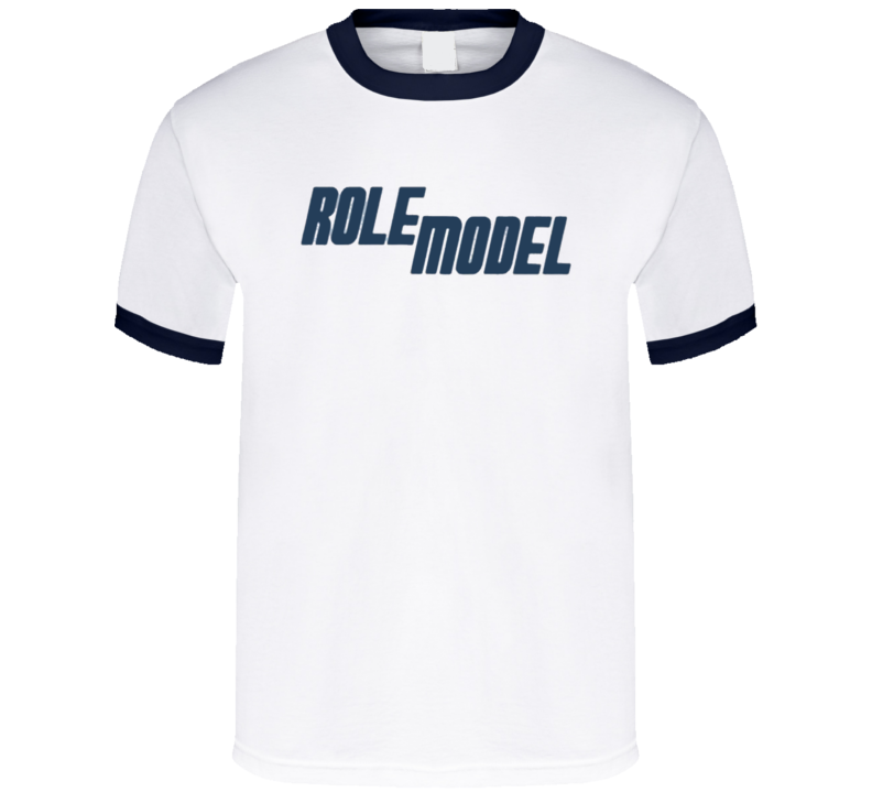 Role Model Adult Humour Graphic Fan T Shirt