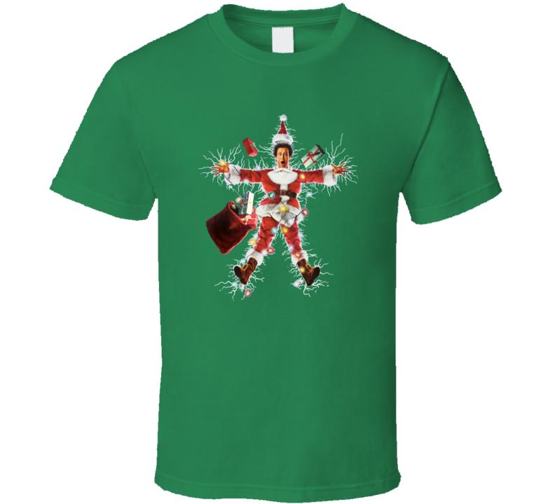 Christmas Vacation Funny Ugly Christmas Sweater T Shirt
