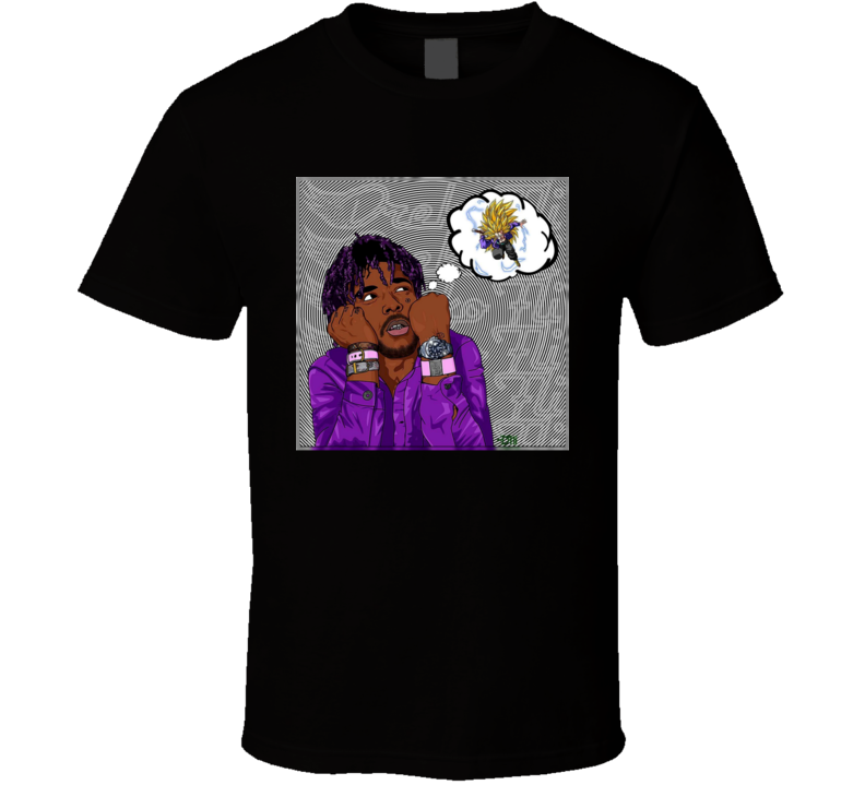 Lil Uzi Vert Yea Hip Hop Rap Music T shirt
