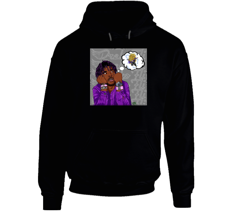 Lil Uzi Vert Yea Hip Hop Rap Music Hooded Pullover