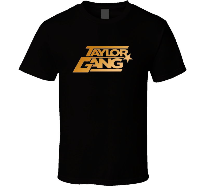 Wiz Khalifa Taylor Gang Hip Hop Rap Music T shirt