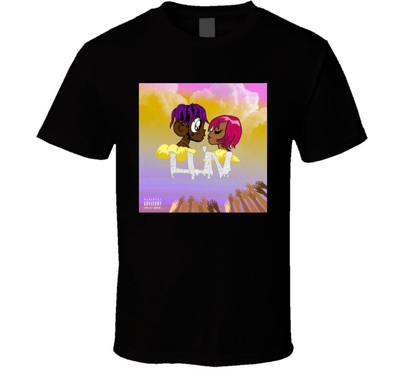 Lil Uzi Vert Team Rocket Hip Hop Rap Music T shirt