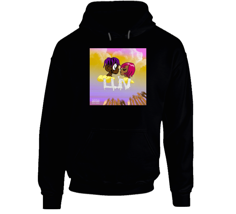 Lil Uzi Vert Team Rocket Hip Hop Rap Music Hooded Pullover