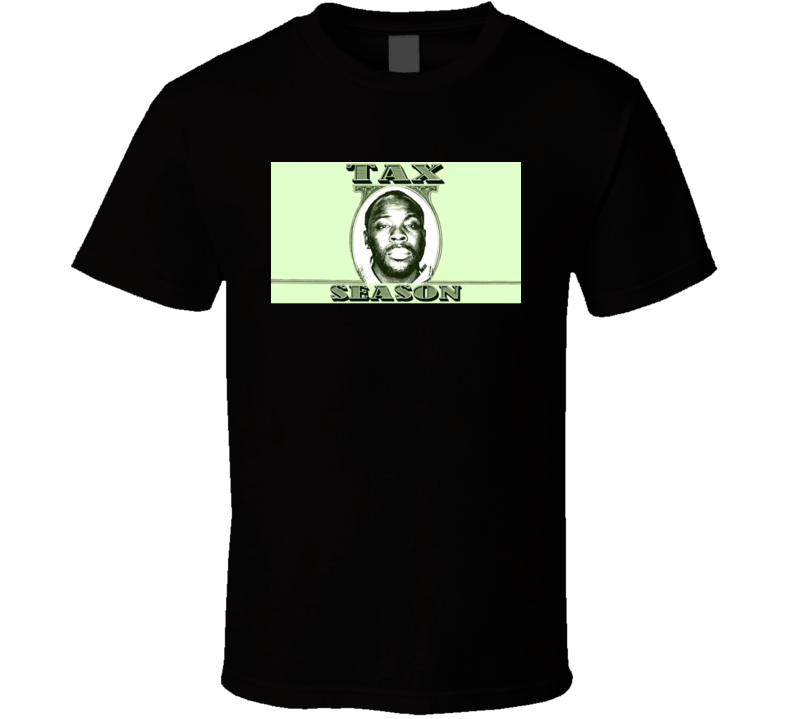 Tax Season Rap Hip Hop Music Podcast T shirt