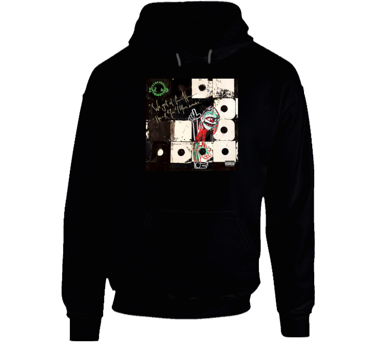 A Tribe Called Quest We Got It From Here Rap Hip Hop Hooded Pullover