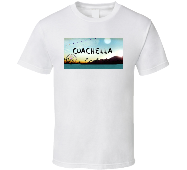 Coachella T Shirt