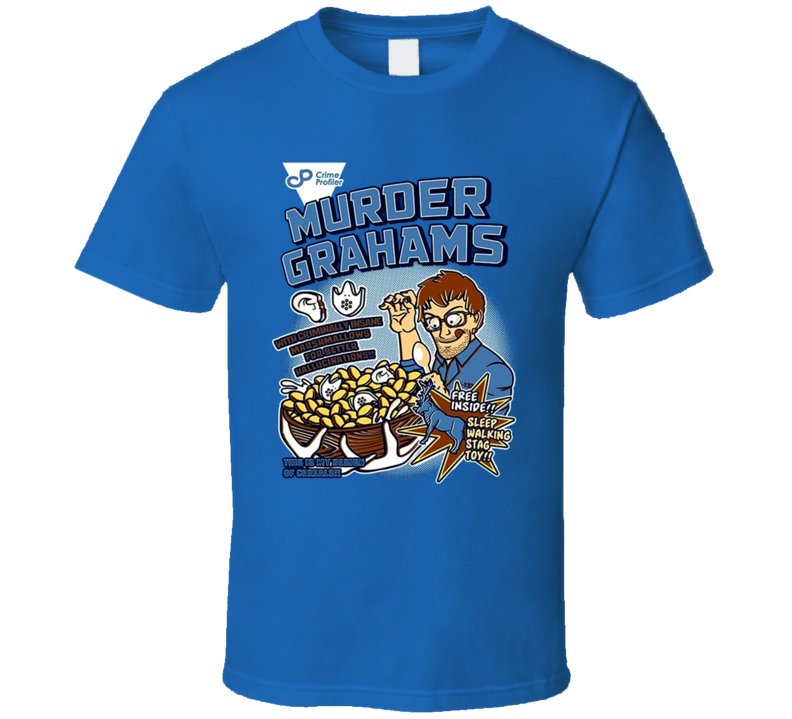 Murder Grahams T Shirt