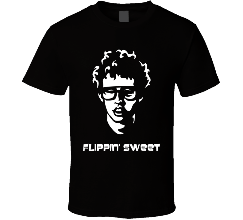 Napoleon Dynamite Silhouette Face T Shirt