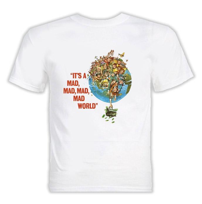 It's A Mad Mad Mad Mad World Movie T Shirt