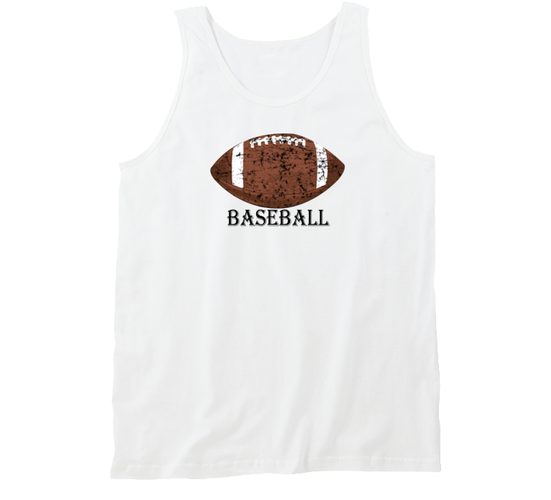 Baseball  Tanktop