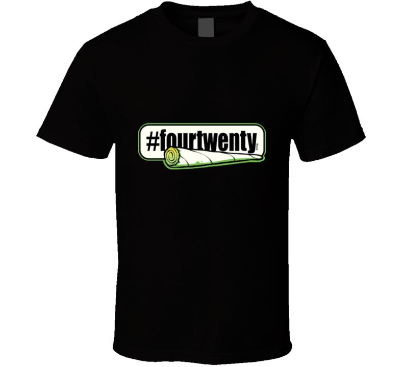 #Fourtwenty T Shirt