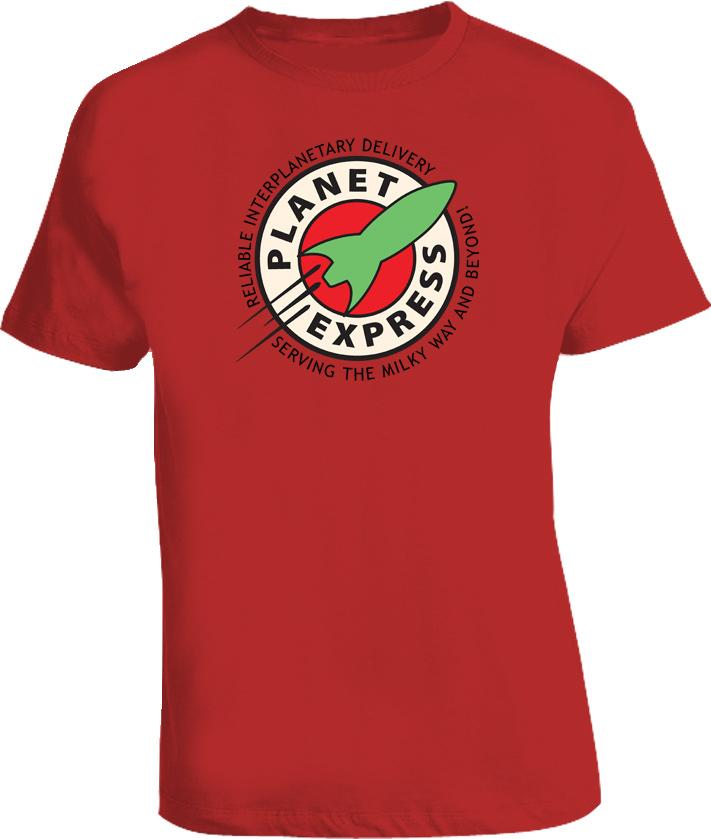 Futurama Planet Express T Shirt