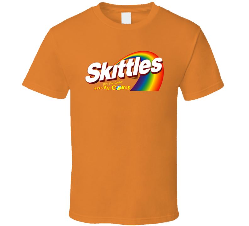 Skittles Crazy Cores Candy T Shirt